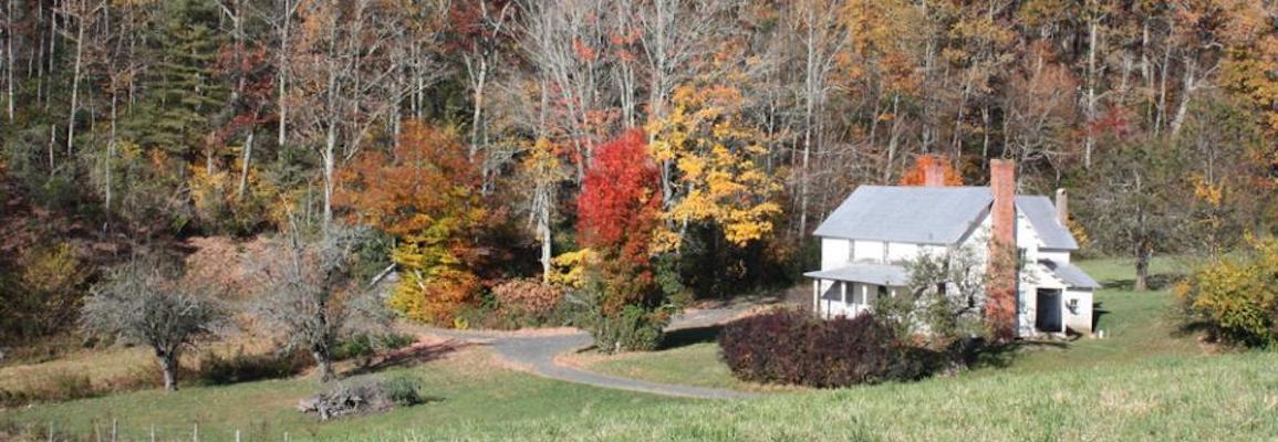 The Blackburn Vannoy Farm